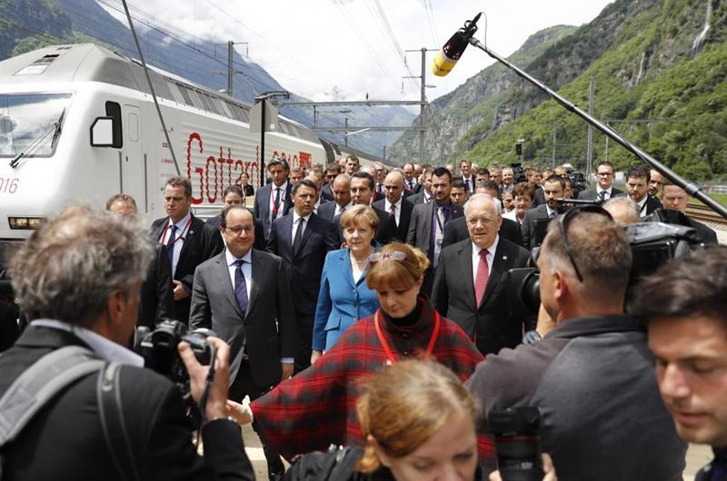 Gotthardský tunel